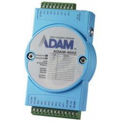 Aquisição Remota de I/O - ADAM 6052 Advantech