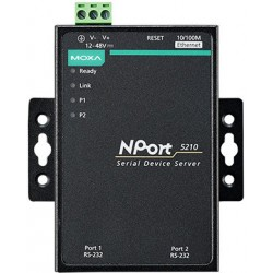 Servidor Portas Série NPort 5210 Moxa