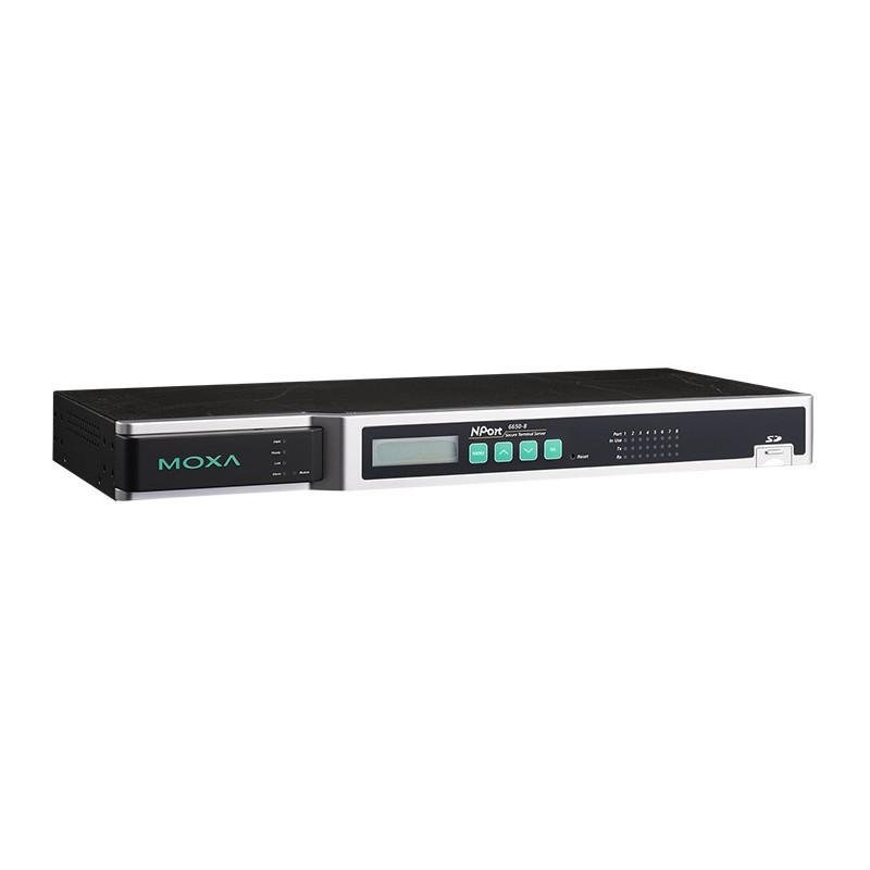 Servidor Portas Série NPort 6610-32-48V Moxa
