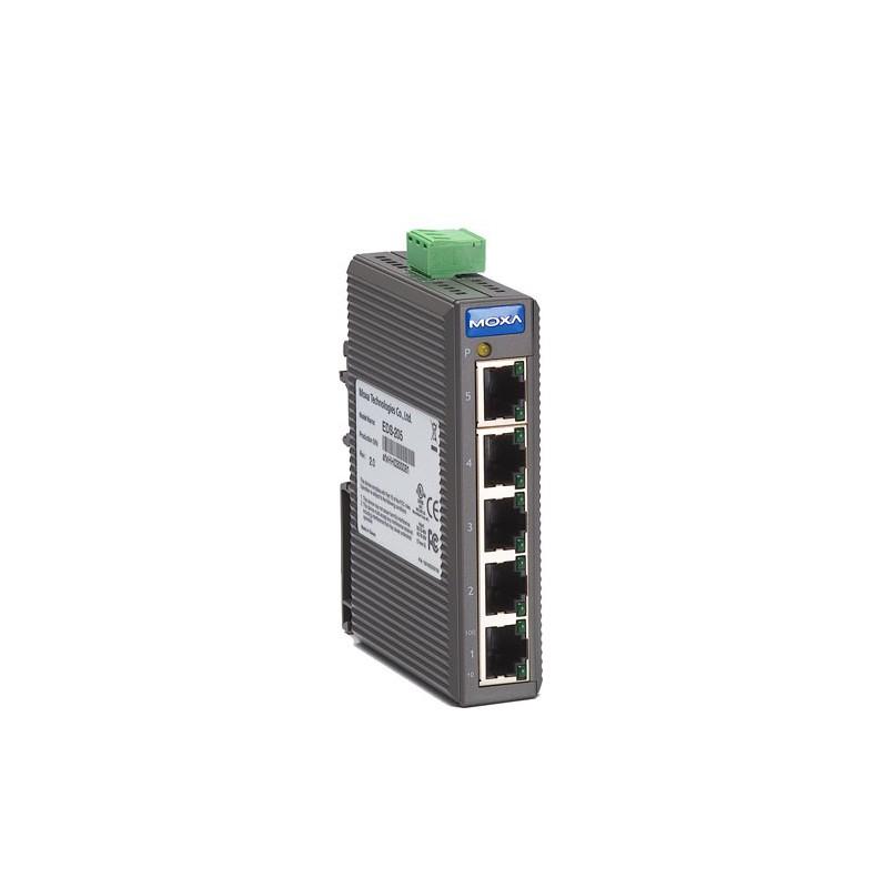Switch Ethernet EDS-205 - 5 x 10/100BaseT(X)