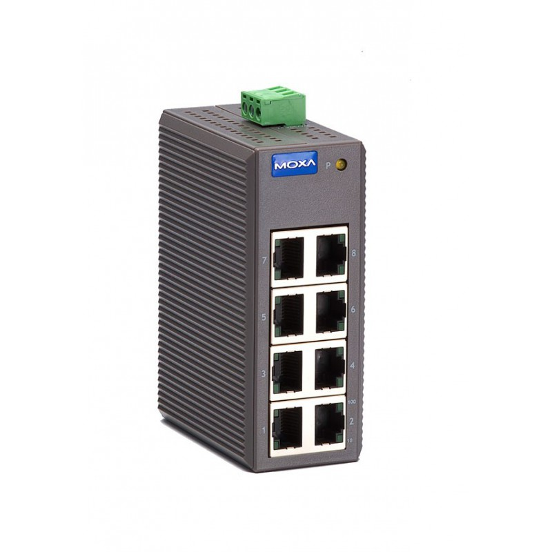 Switch Ethernet EDS-205 - 5 x 10/100BaseT(X)